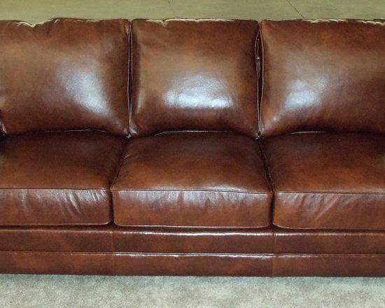 Customer Custom Orders - Comfort Design Camelot Sofa