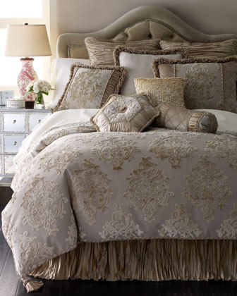 Austin Horn Collection - Elegance Bed Linens  traditional bedding
