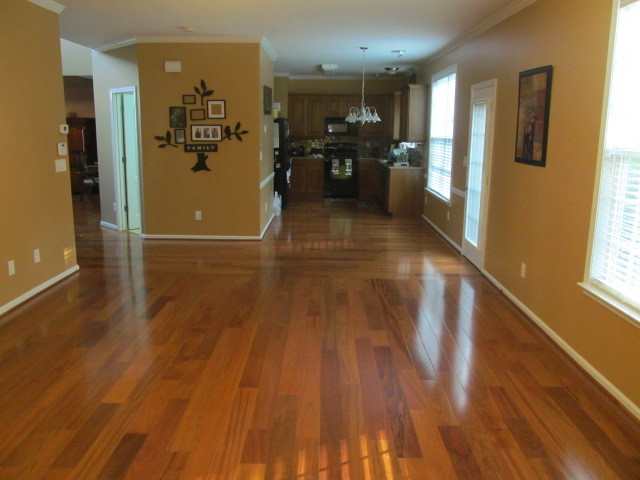 Bellawood Brazilian Cherry Hardwood Flooring Other