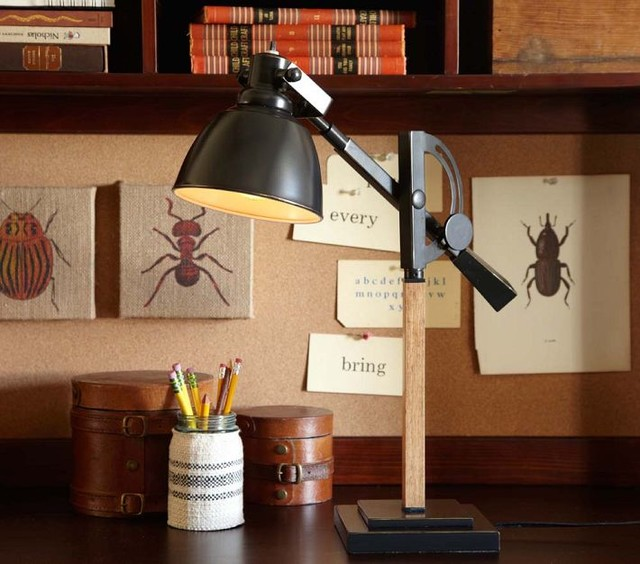 Contemporary Table Lamps by Pottery Barn Kids