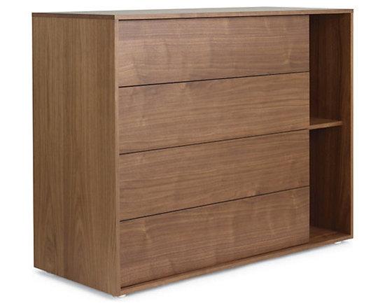 Parallel Wide Dresser -