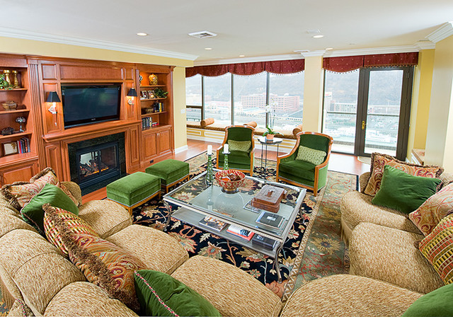 Pittsburgh Penthouse eclectic
