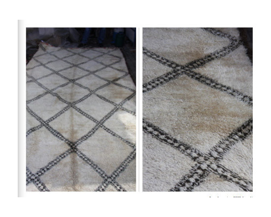 carpets from morocco - 2m x 4 meter