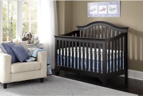 Creations Baby Mesa 4 In 1 Convertible Crib