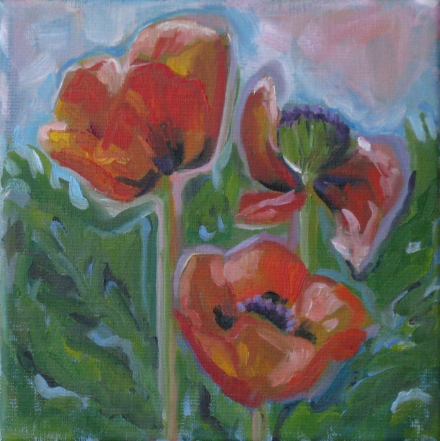 """""""Going to Seed"""" Artwork contemporary-originals-and-limited-editions"""