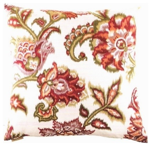 Victorian Floral Pillows : 24