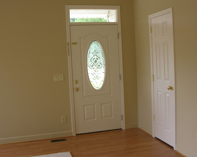 Landrum Cottage Interior - After traditional