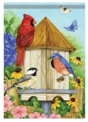 Carson 28 x 40 Garden Birdhouse LG Flag modern-patio-furniture-and-outdoor-furniture