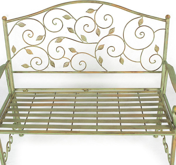 Steel & Iron Furniture for Gardens & Landscaping Use eclectic