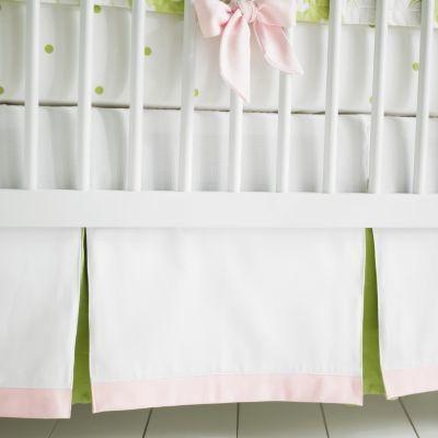 Kate Crib Skirt traditional-cribs