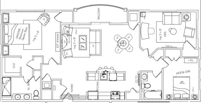Condominium Model for 55 & Over transitional