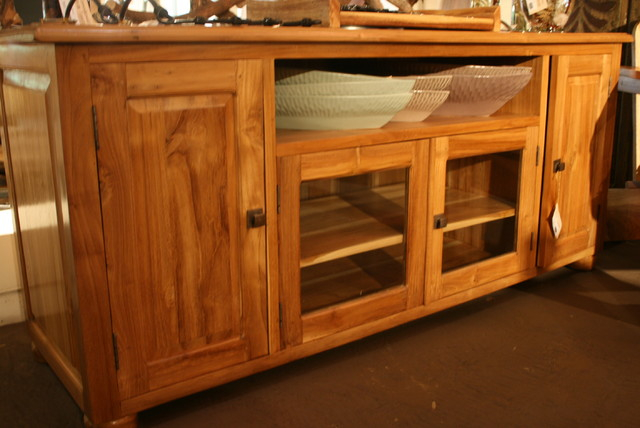 Cabinets and Dressers - Traditional - Entertainment Centers And Tv ...