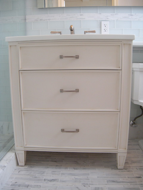 3-Drawer Vanity - Contemporary - Bathroom Vanities And ...
