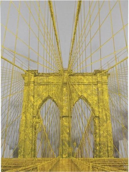 Brooklyn Print contemporary-artwork