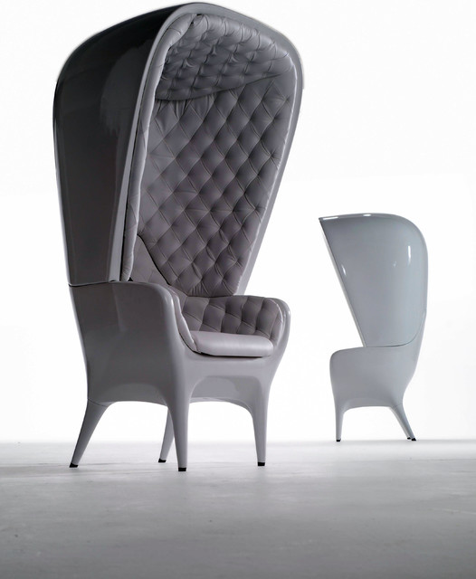 Showtime Hooded Armchair By Jaime Hayon Contemporary Armchairs And Accent
