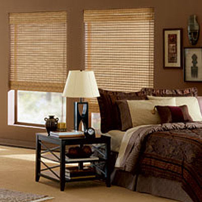 Graber Tradewinds Natural Shades contemporary-window-blinds