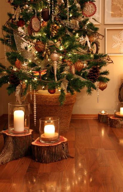 Living room Christmas 2010