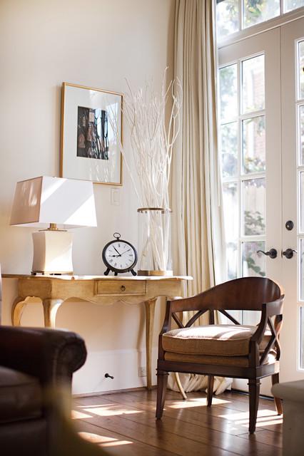 Marie Flanigan Interiors - Houston TX Interior Design traditional-home-office