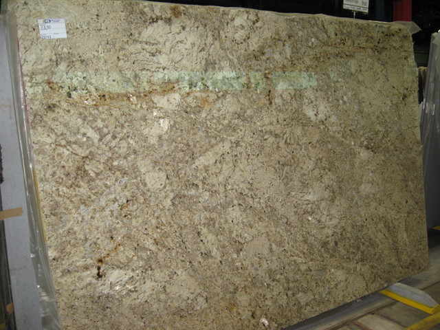 New Golden Beach Granite