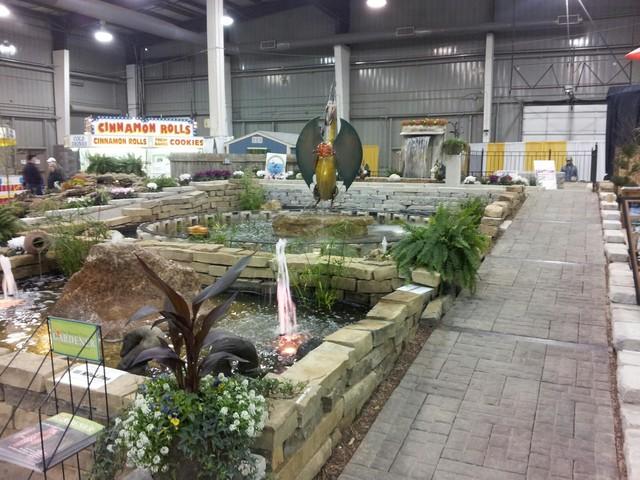 2013 House of Rocks Metropolitan Lawn and Garden Show