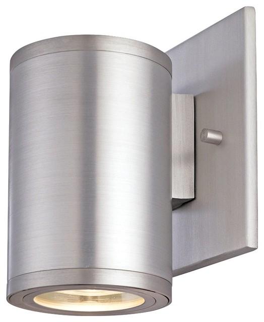 Silo Satin Aluminum 5