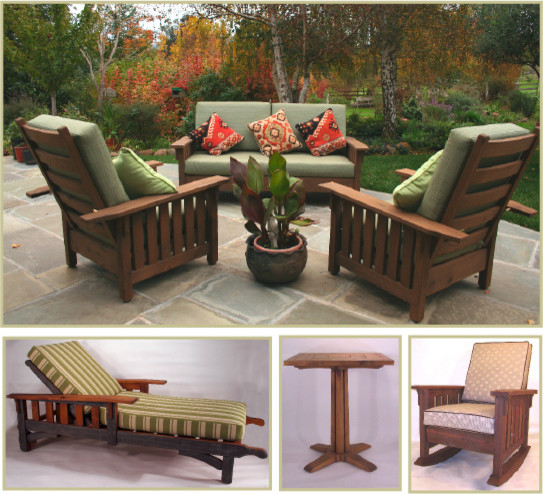 Reed bros washoe collection outdoor craftsman style