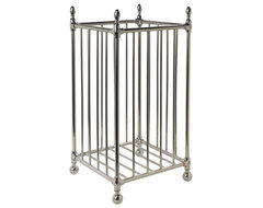 HK Designs Towel Basket traditional-towel-bars-and-hooks