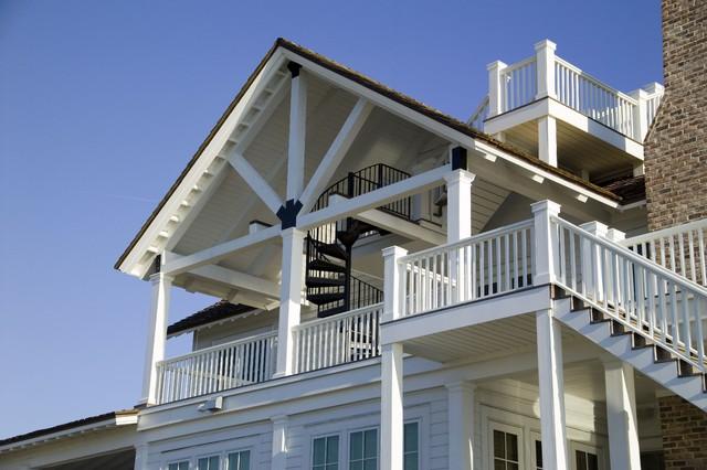 Residences in DeBordieu Colony, Georgetown, SC