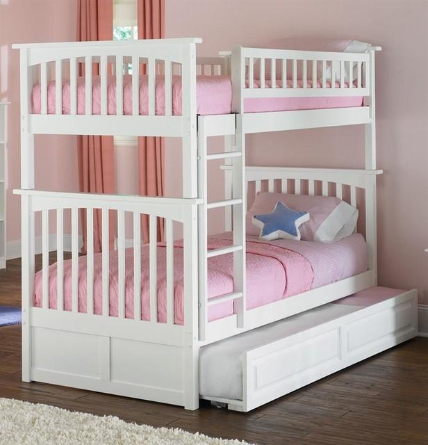 Kids Beds Loft Bed Daybeds Trundle Futon Bunk Beds For Kids  LONG ...