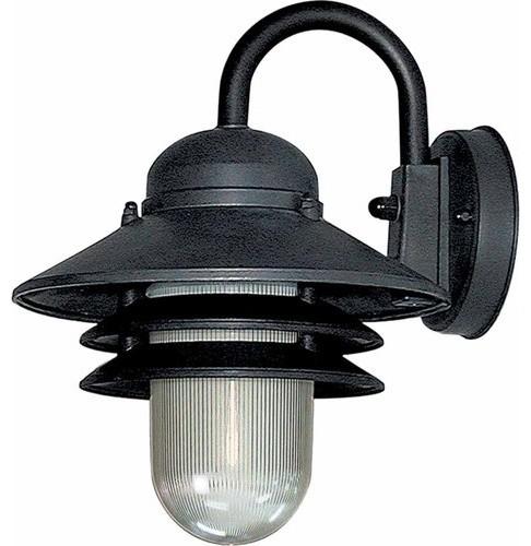 """Volume Lighting V9725 Nautical Outdoor 1 Light 10"""" Height"""
