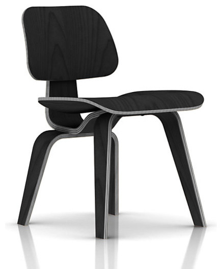 Eames Plywood Dining Chair, Wood Legs modern-dining-chairs