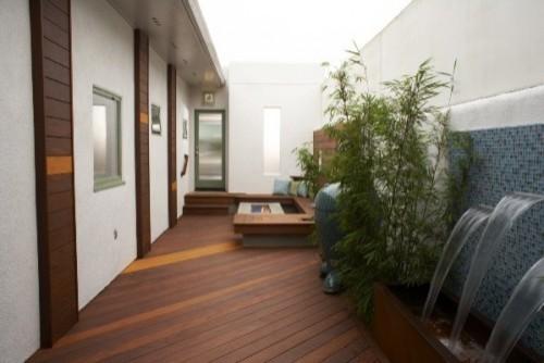 modern patio modern