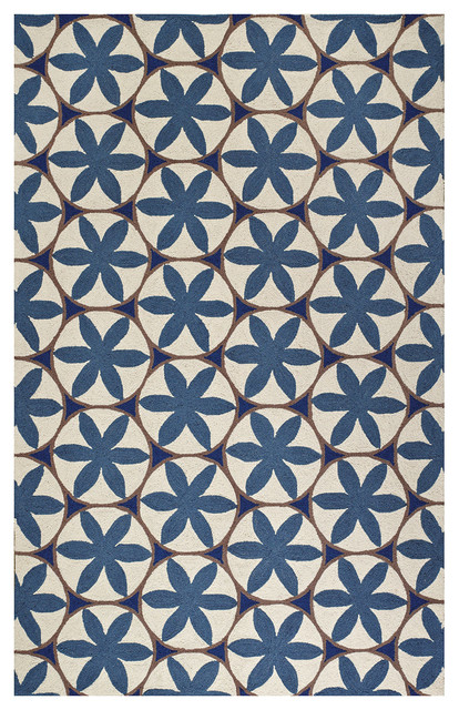 Hannah rug in French Blue rugs