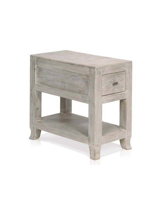 Hunter Accent Table - For more information: