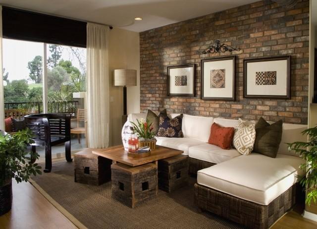 La Costa Oaks modern-living-room
