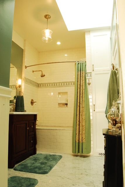 Victorian Bathroom traditional-bathroom