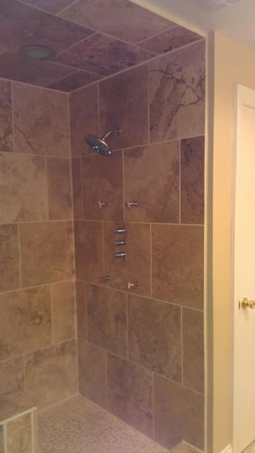Bath remodel contemporary-bathroom