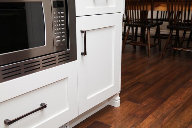 Hickory Kitchen transitional-kitchen