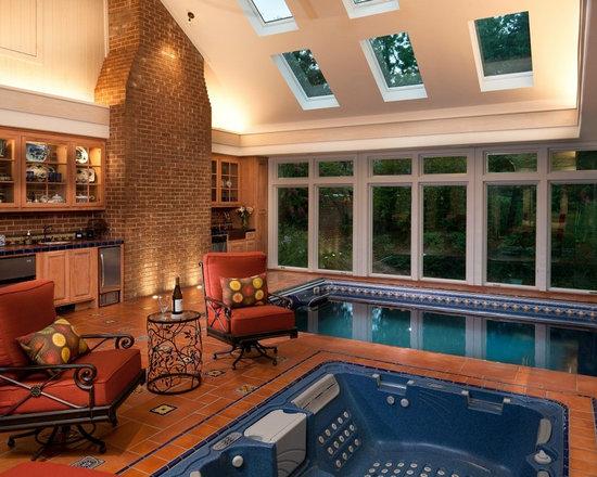 Original Endless Pools®, Hot Tub Combo -