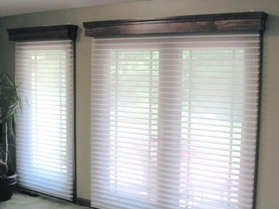 Door and window treatments home design