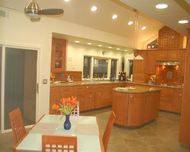 Fresno Custom Cabinets modern-kitchen-countertops
