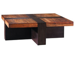 Santos Coffee Table contemporary coffee tables