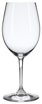 Riedel Vivant Red Wine Glasses Set traditional-everyday-glassware