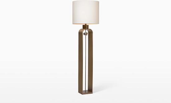 Ava Bathroom Pendant Light: AVA FLOOR LAMP By Holly Hunt
