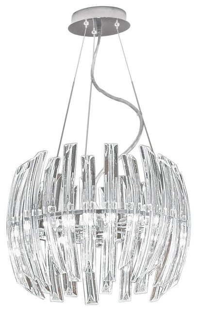 Eglo 89205A Drifter Modern / Contemporary Chandelier contemporary-chandeliers