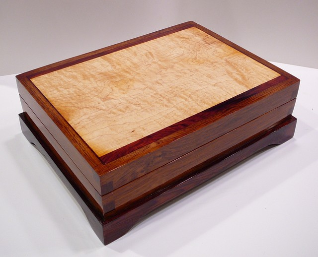 Wood Jewelry Boxes Handmade Types Of Wood