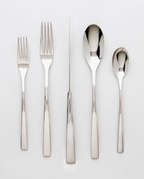 Ginkgo President Stainless Flatware Modern Flatware And Silverware Sets By Ginkgo