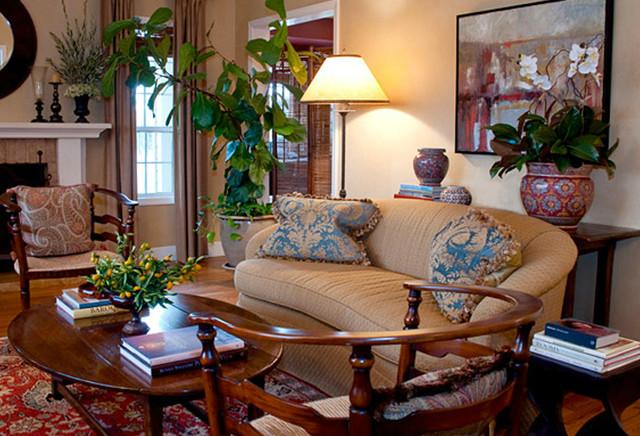 Ciatti Design traditional-living-room
