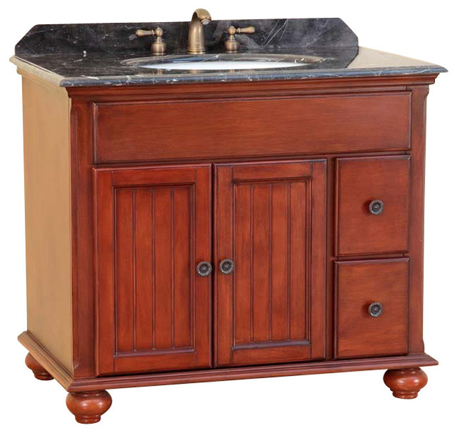 39 in classic single vanity contemporary bathroom vanities and sink