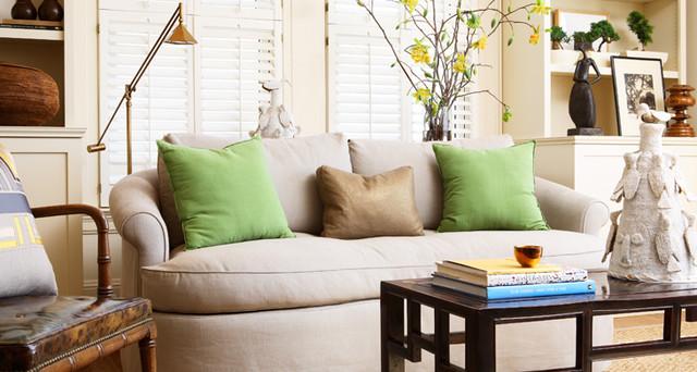 Presidio contemporary-living-room